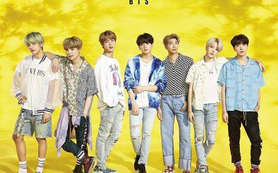 Японский альбом BTS – Lights / Boy With Luv