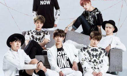 Японский альбом BTS – FOR YOU