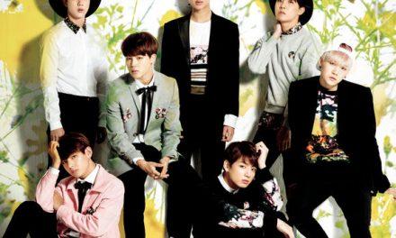 Японский альбом BTS – I NEED U