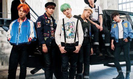 Японский альбом BTS – RUN