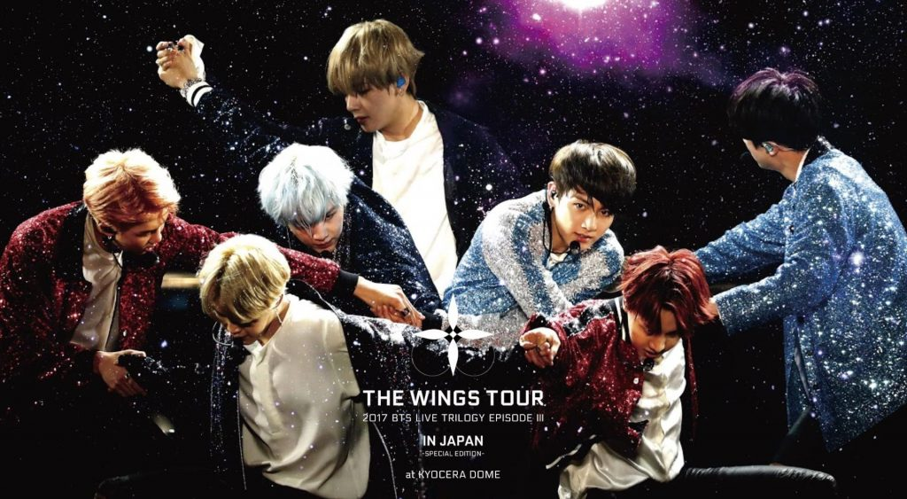 фотография 2017 BTS LIVE TRILOGY EPISODE III THE WINGS TOUR IN JAPAN ~SPECIAL EDITION~ AT KYOCERA DOME япония