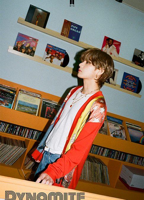 Альбомы Тэхёна (V, BTS), дискография