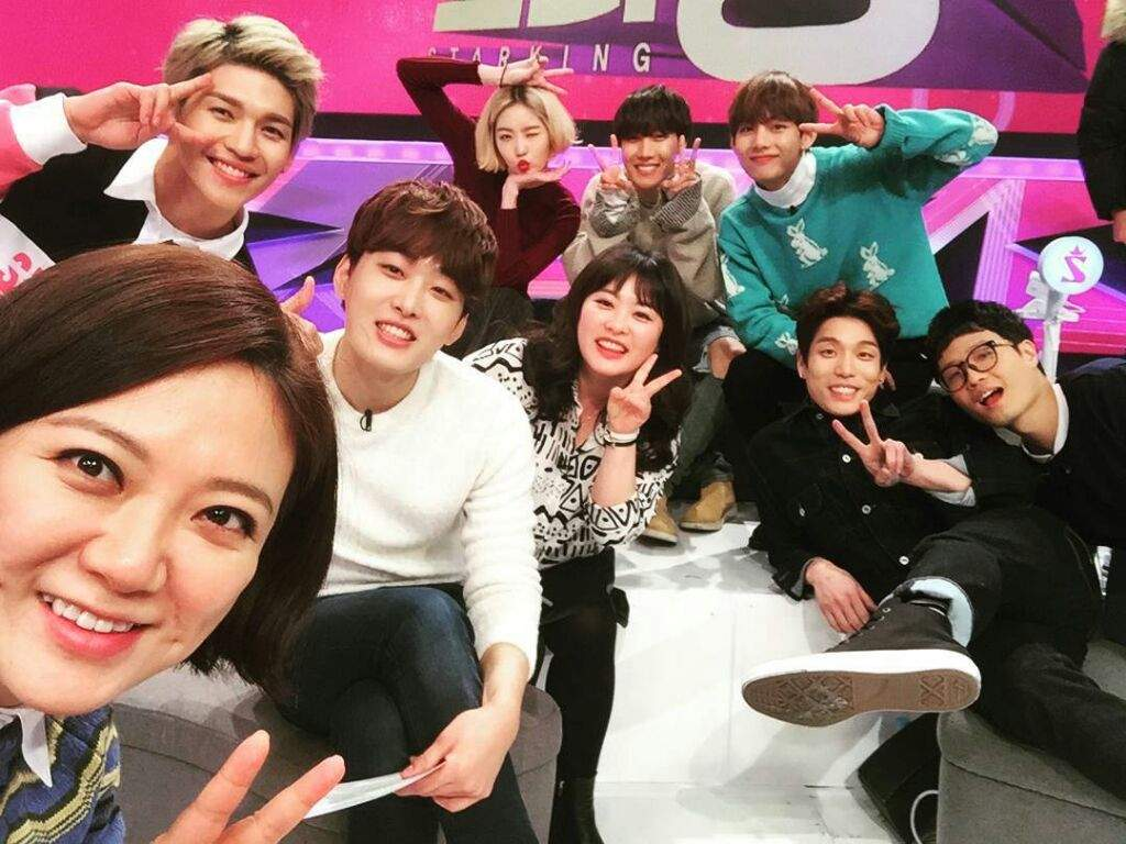 photo jhope bts kpop korean show Star King