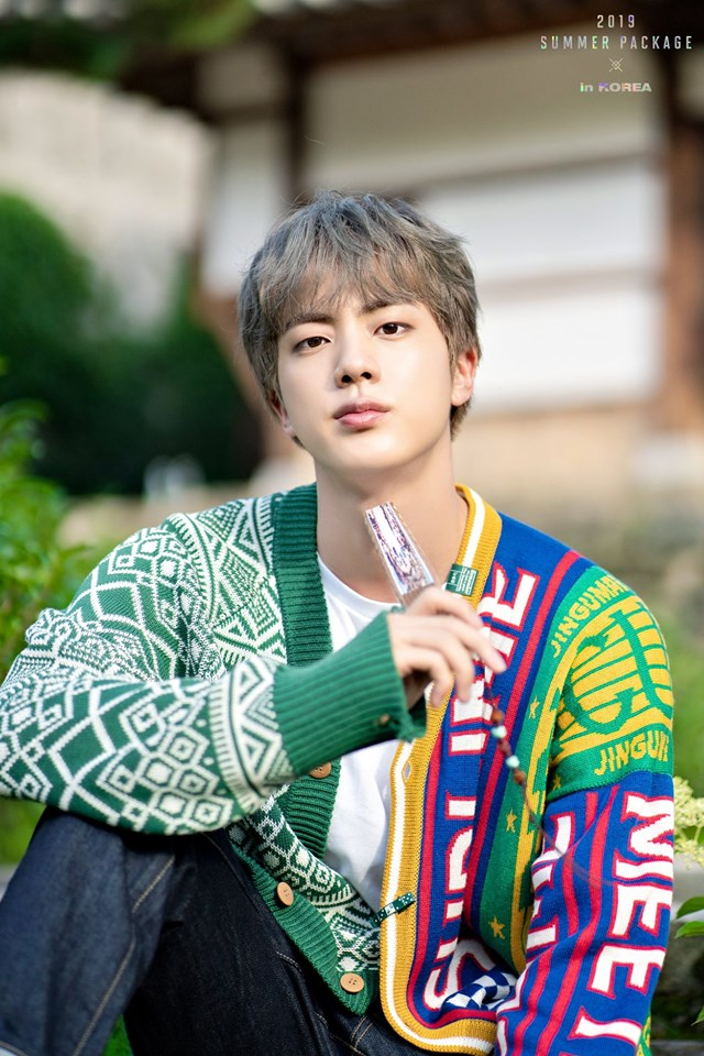 jin bts kpop korea photo 2019
