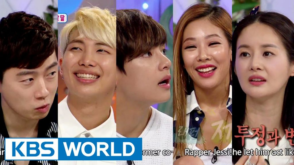 Hello Counselor show korea kpop bts namjoon rm
