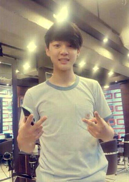 park jimin photo bts kpop korea Before the debut
