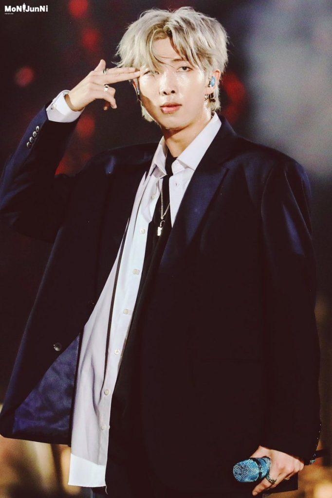 RM bts kpop facts biography