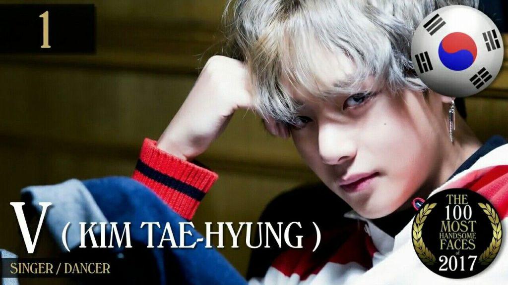 Taehyung kpop bts v