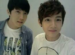 Taehyung v jhope bts before debut kpop