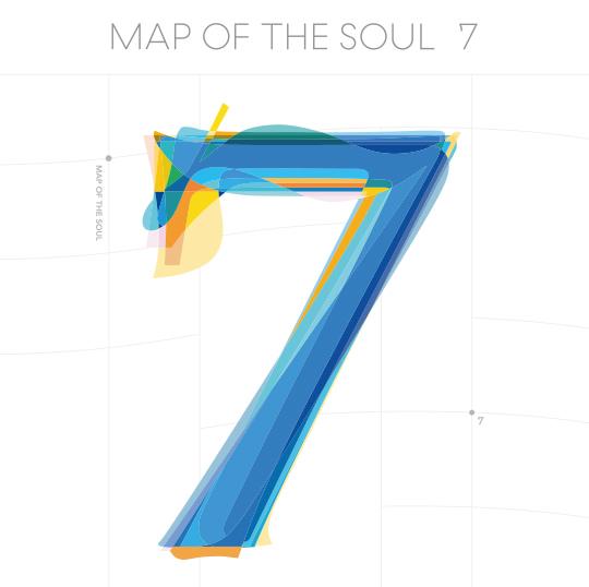 ALBUM BTS – MAP OF THE SOUL: 7