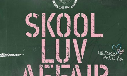 Album BTS – Skool Luv Affair