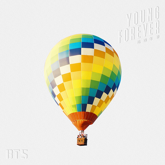 buy kpop album BTS The Most Beautiful Moment in Life Young Forever description unboxing photos mv listen tracks