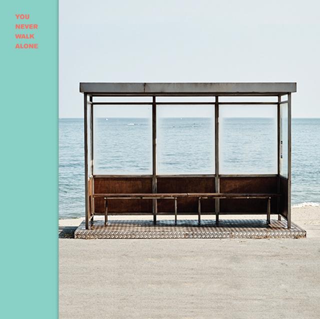 buy kpop album BTS You Never Walk Alone unboxing photos listen tracks mv