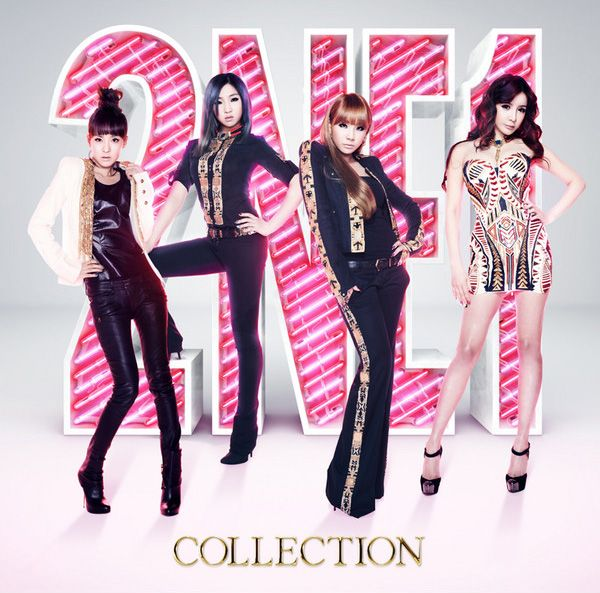 buy kpop jpop JAPANESE ALBUM 2NE1 COLLECTION