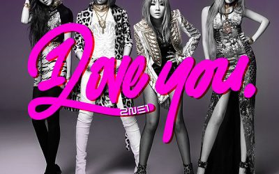 Single album 2NE1 – I love you