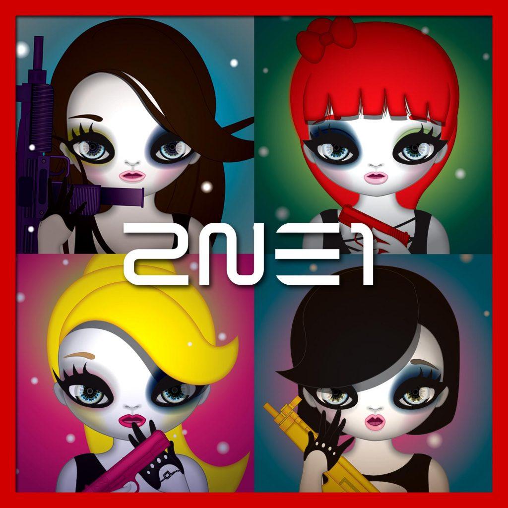 japanese album 2ne1 nolza kpop jpop