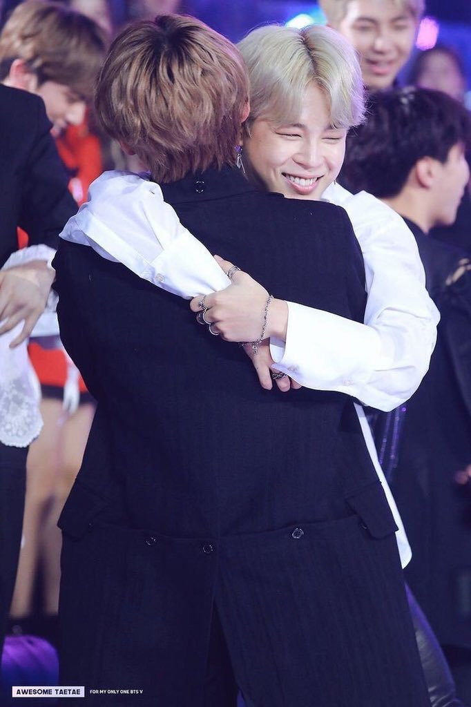 jimin bts members friends kpop