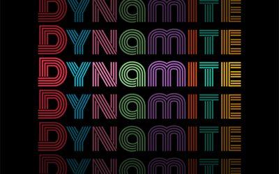 Single BTS – Dynamite