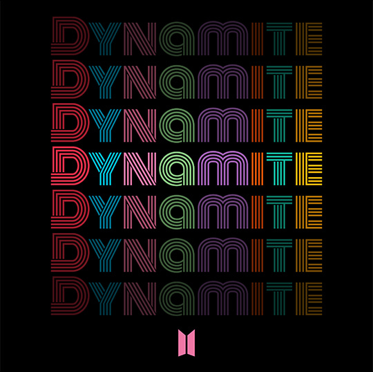 kpop BTS DYNAMITE photo mv track