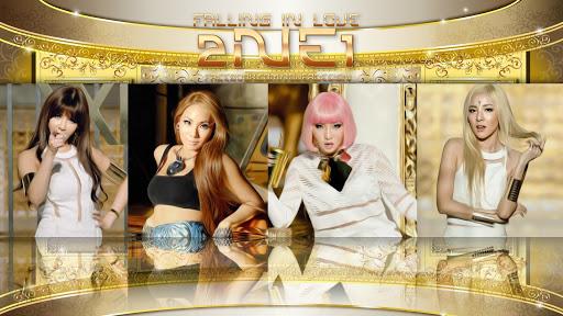 kpop Era Falling in love 2NE1 PHOTOS MUSIC VIDEOS