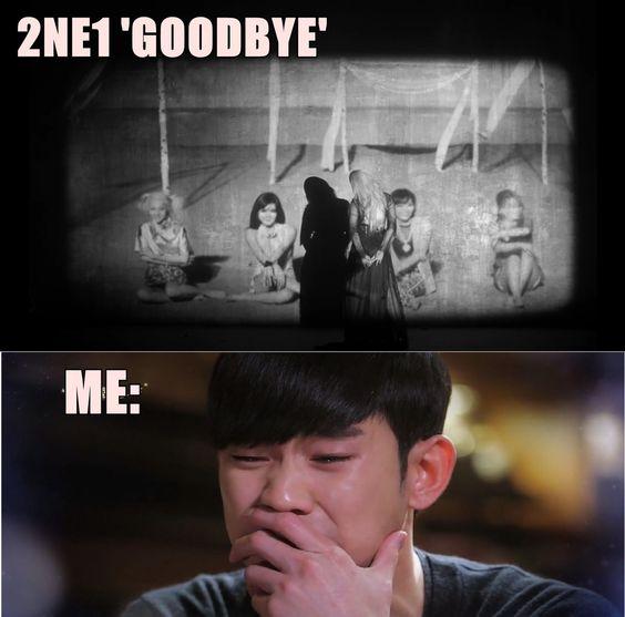 kpop Era Goodbye 2NE1 PHOTO