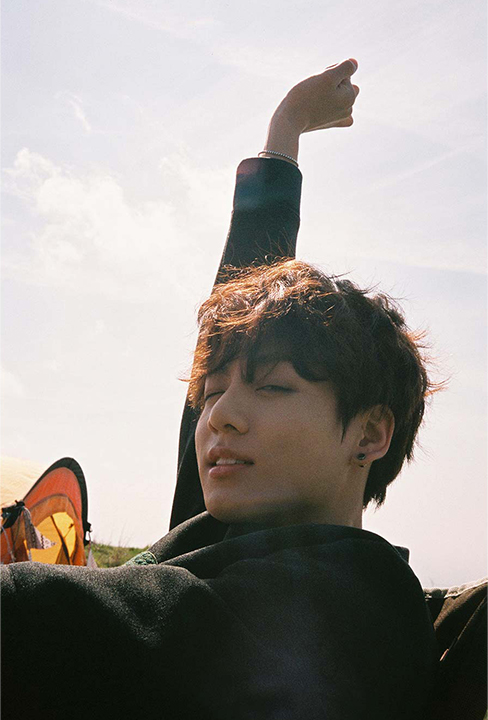 kpop album bts The Most Beautiful Moment in Life Young Forever Version Night jungkook