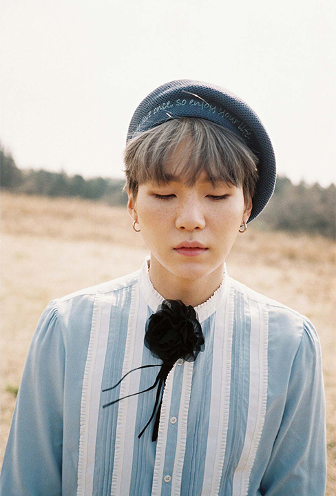 kpop album bts The Most Beautiful Moment in Life Young Forever day suga Min Yoongi