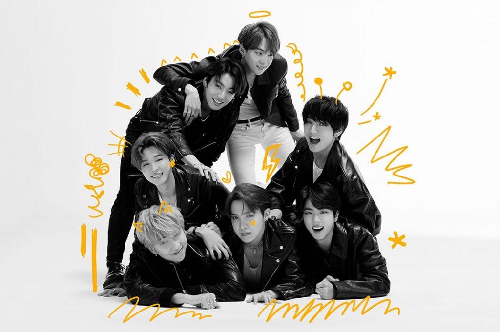 kpop photo album BTS Map of the Soul 7 Version 4