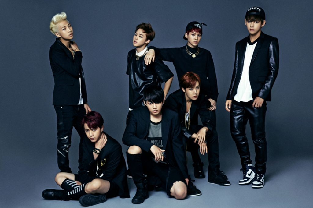 kpop photo album bts dark wild