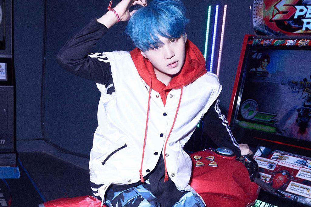 photo kpop album BTS Love Yourself 承 Her version E Suga