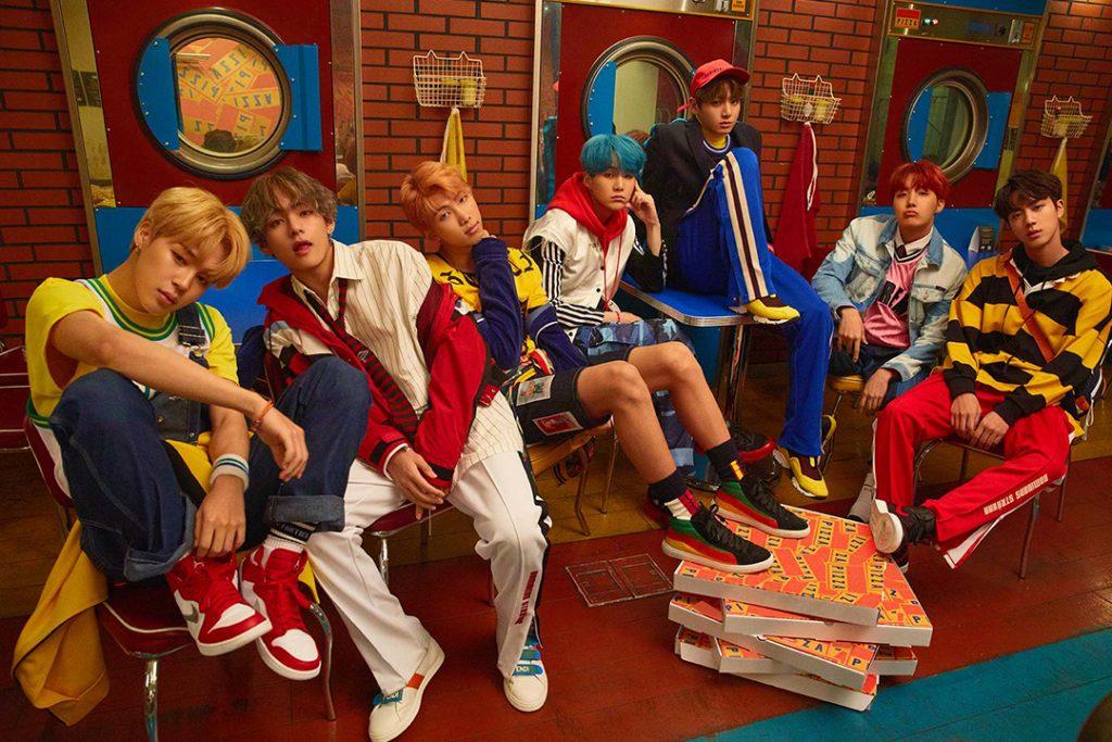 photo kpop album BTS Love Yourself 承 Her version E