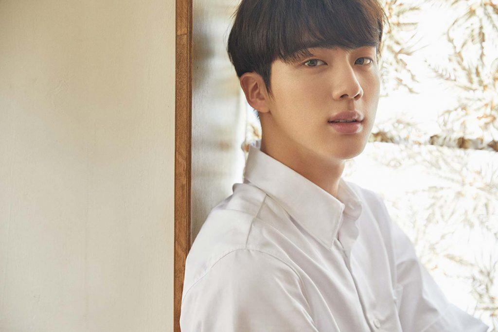 photo kpop album BTS Love Yourself 承 Her version L Jin