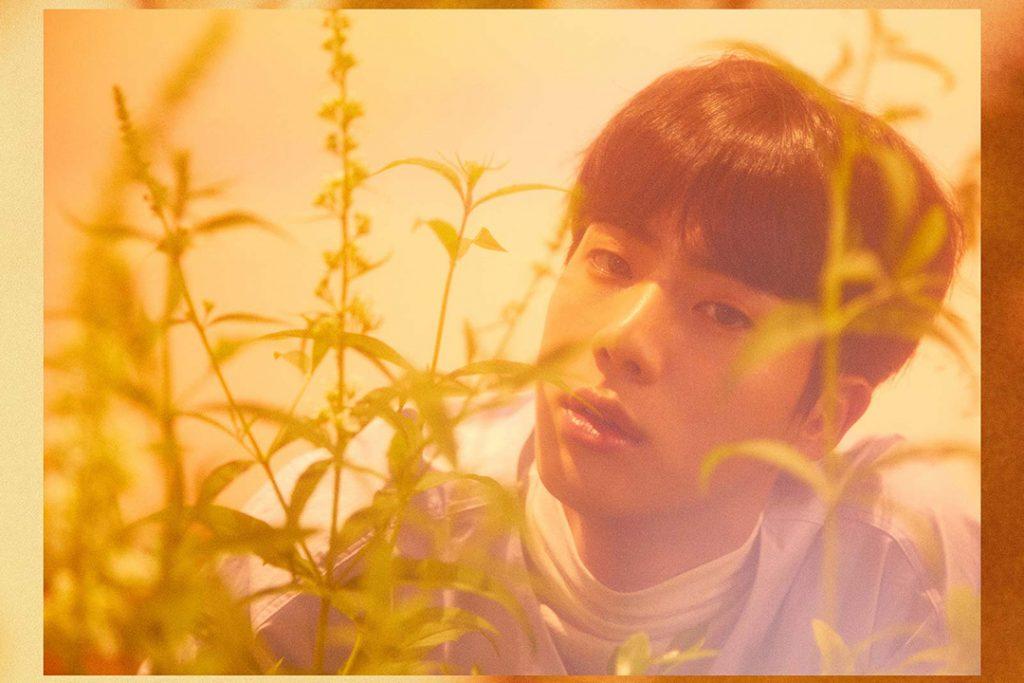 photo kpop album BTS Love Yourself 承 Her version O Jin