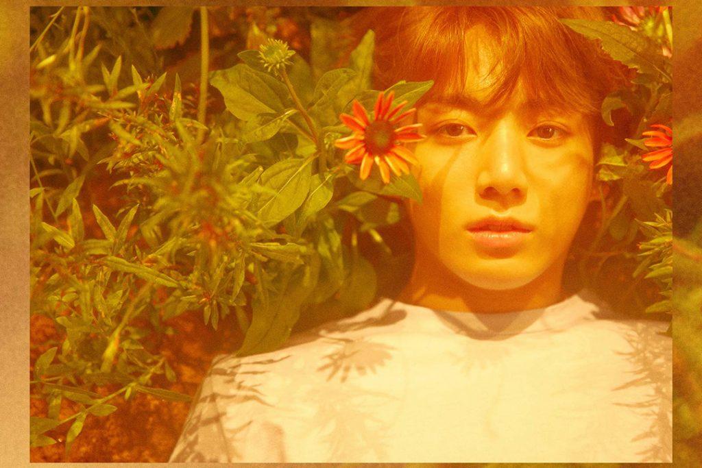 photo kpop album BTS Love Yourself 承 Her version O Jungkook