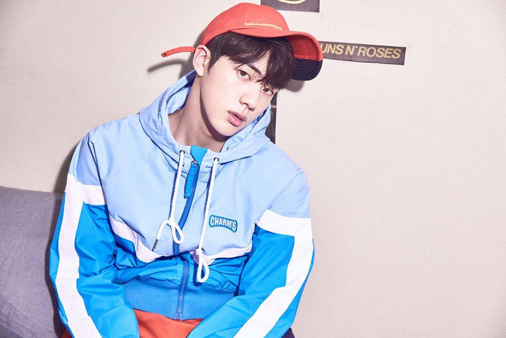 photo kpop album BTS Love Yourself 承 Her version V Jin