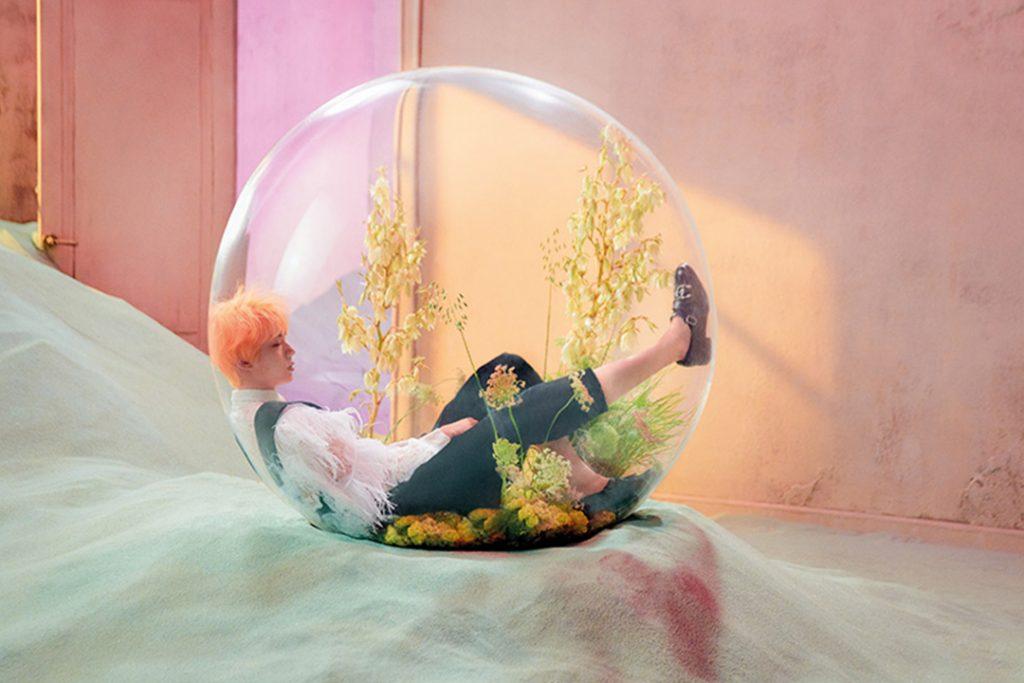photo kpop album BTS Love Yourself 結 Answer Version E Jin