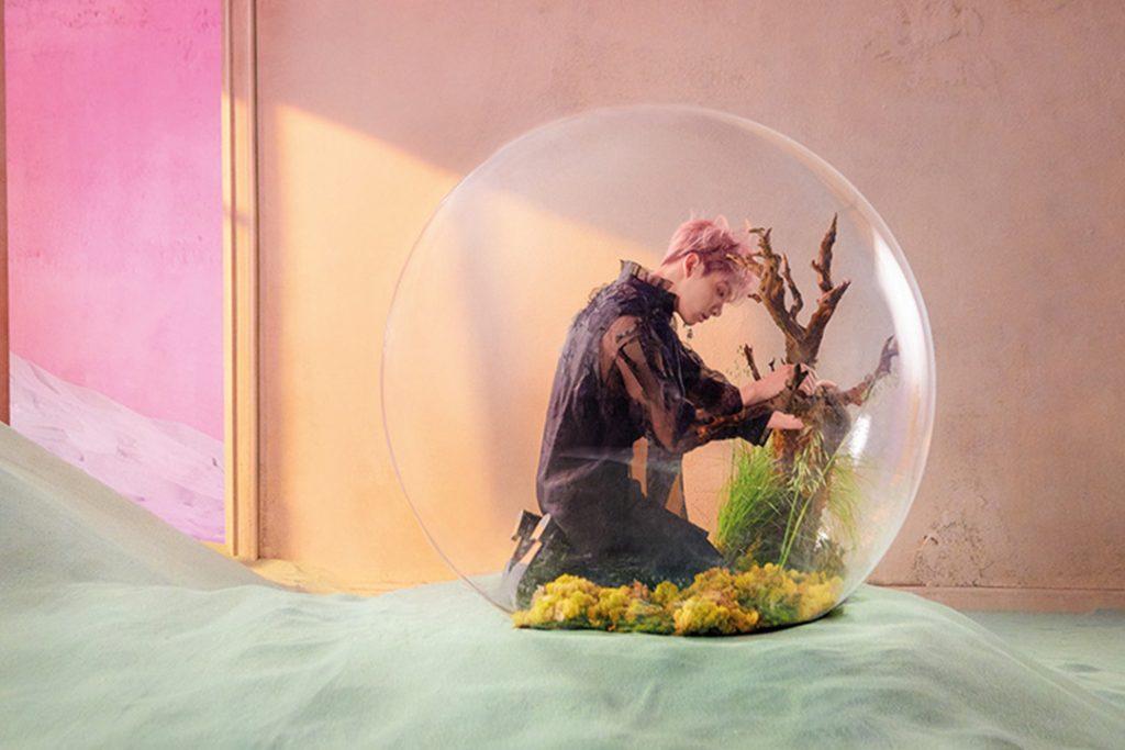 photo kpop album BTS Love Yourself 結 Answer Version E Jungkook