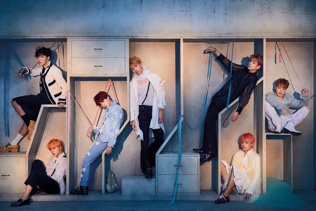 photo kpop album BTS Love Yourself 結 Answer Version E