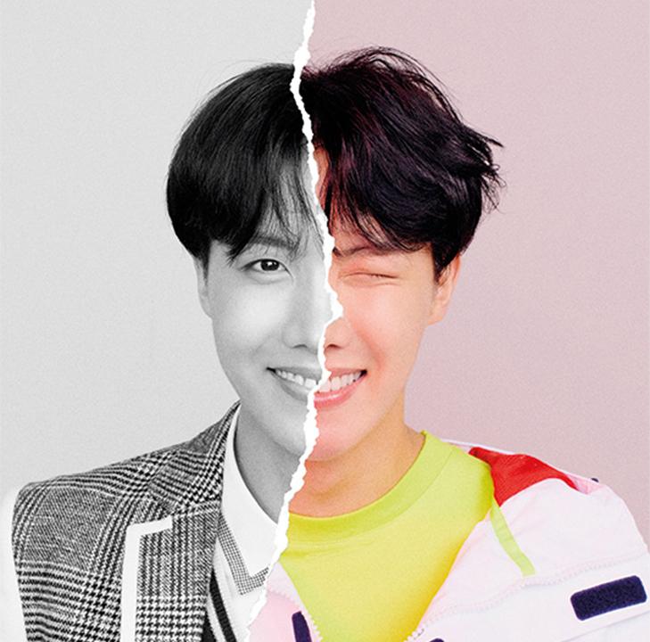 photo kpop album BTS Love Yourself 結 Answer Version L J-Hope