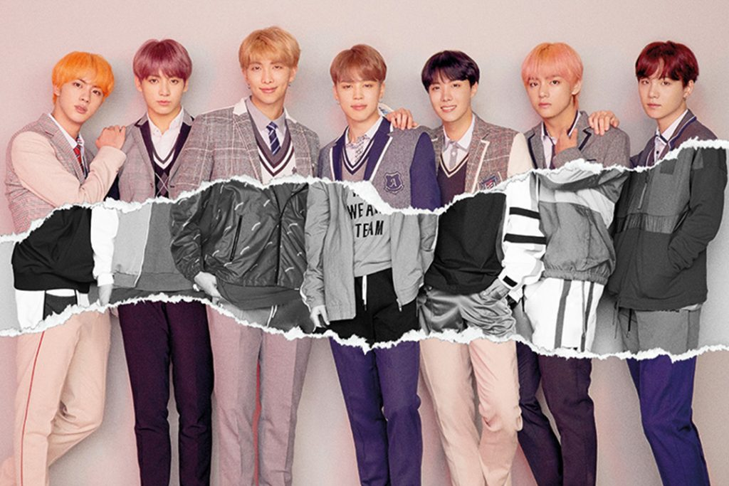 photo kpop album BTS Love Yourself 結 Answer Version L