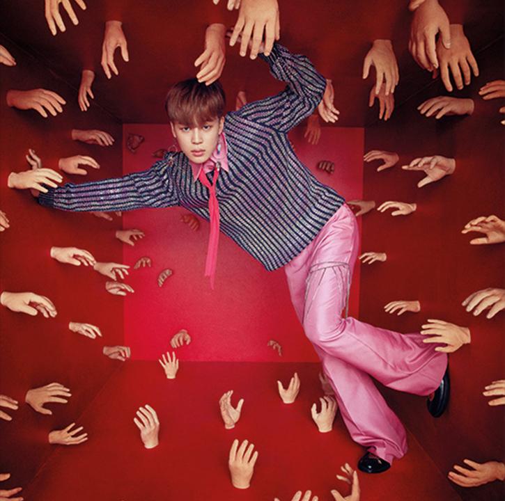 photo kpop album BTS Love Yourself 結 Answer Version S Jimin