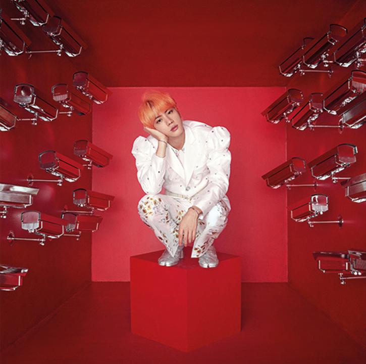 photo kpop album BTS Love Yourself 結 Answer Version S Jin
