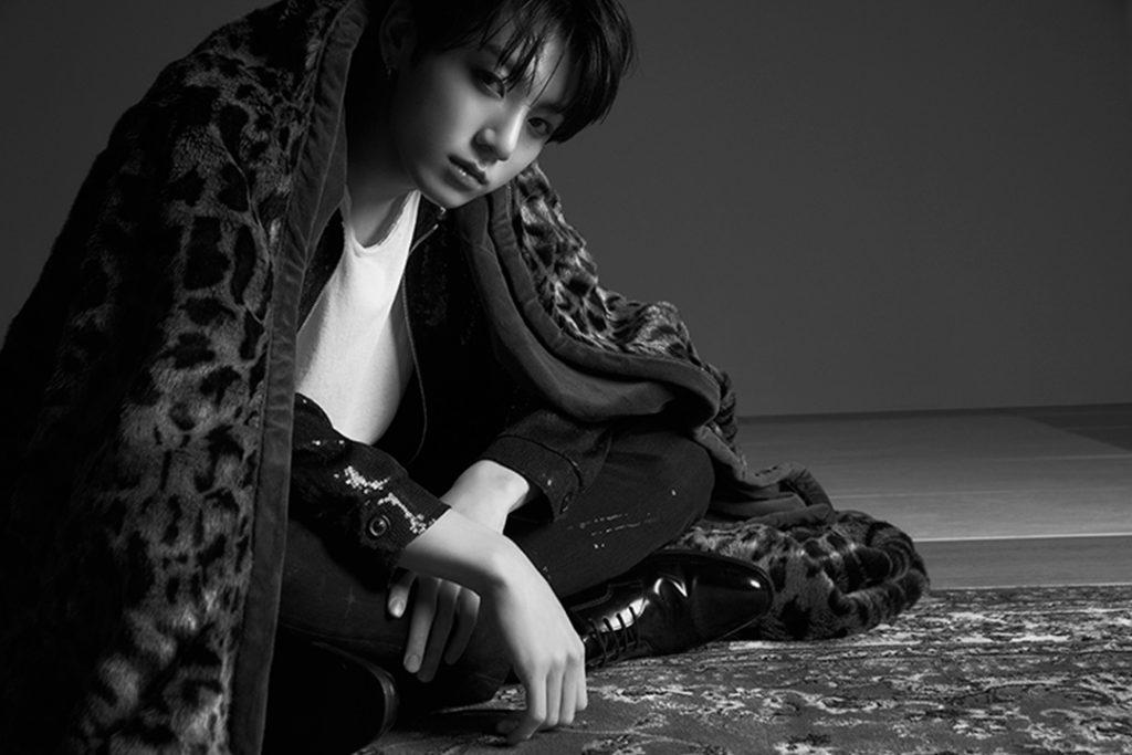 photo kpop album BTS Love Yourself 轉 Tear Version O Jungkook