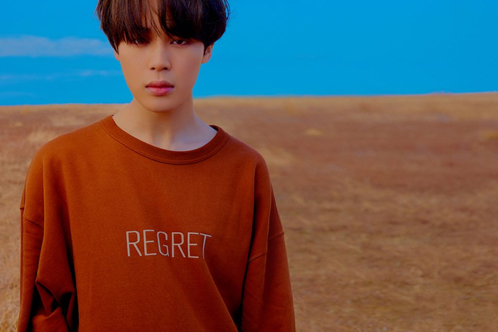 photo kpop album BTS Love Yourself 轉 Tear Version Y Jimin