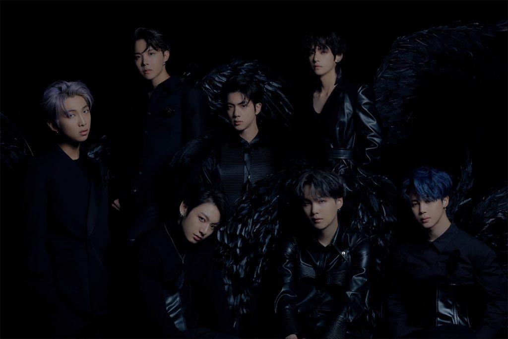 photo kpop album BTS Map of the Soul 7 Version 2
