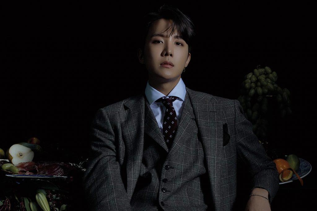 photo kpop album BTS Map of the Soul 7 Version 3 J-Hope