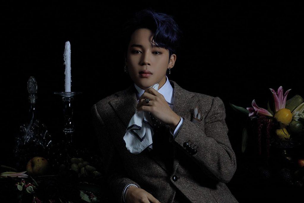 photo kpop album BTS Map of the Soul 7 Version 3 Jimin