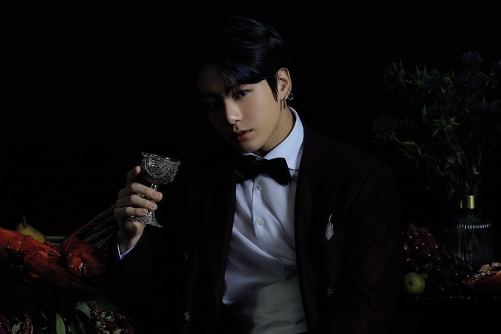 photo kpop album BTS Map of the Soul 7 Version 3 Jungkook