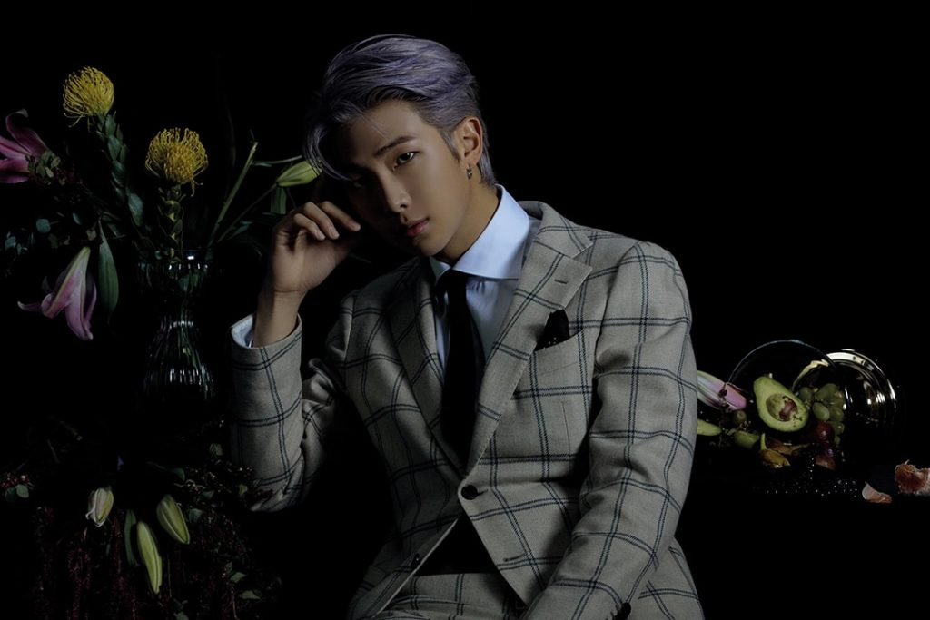 photo kpop album BTS Map of the Soul 7 Version 3 RM