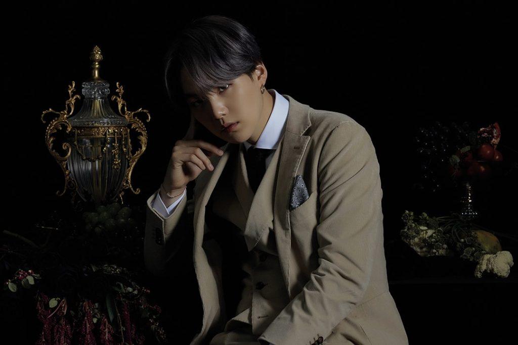photo kpop album BTS Map of the Soul 7 Version 3 Suga